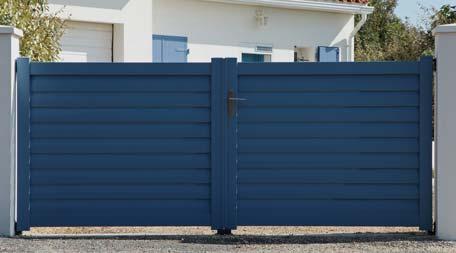 Installation de portail sur mesure Grenoble 38