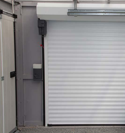 Motorisation de porte de garage Grenoble